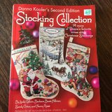 Stocking Collection 2nd Edition - Donna Kooler Cross Stitch in Naperville, Illinois