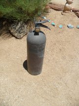 ===  Old Fire Extinguisher  === in 29 Palms, California