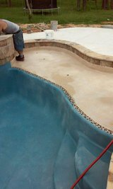 Pool Re Plastering in Kingwood, Texas