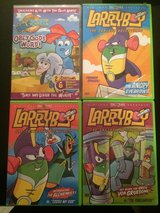 VeggieTales Larry Boy Dvd Collection in Naperville, Illinois