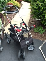 Jeep universal cruiser car seat carrier stroller in Chicago, Illinois