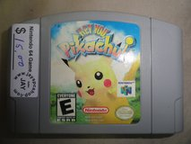 Hey You Pikachu ! For N64 in Camp Lejeune, North Carolina