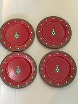 "Waechtersbach NEW 9"" Christmas Plates in Okinawa, Japan"