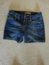 Girls jean shorts ,size 14 in Joliet, Illinois