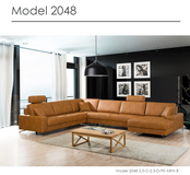 United Furniture - Model 2048 - Design Your LR Set  - over 300 materials - 6 - 8 weeks delivery ... in Stuttgart, GE
