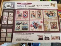 Instant scrapbook photo album 2 in Warner Robins, Georgia