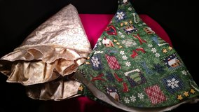 Christmas Tree Skirt (T=46) in Fort Campbell, Kentucky