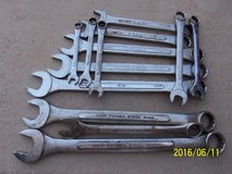 "Full 13 Piece Set 7/16"" to 1-1/4"" combination wrenches in Alamogordo, New Mexico"