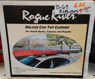 Rogue River Car Top Carrier in Hopkinsville, Kentucky