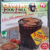 Qwik cook grill in Hopkinsville, Kentucky