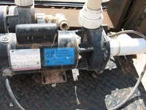 2 3 hp motors and 1 3/4 hp motors with water pumps in Alamogordo, New Mexico