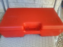 Large Red Lego Carrying Case in St. Charles, Illinois