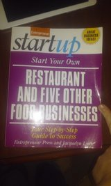 Start your own food business book in Camp Lejeune, North Carolina