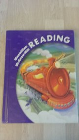 Grade 4 Reading - School Textbook in Bolingbrook, Illinois