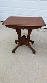 Oak Antique Occasional Table in Fort Campbell, Kentucky