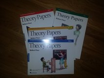 Theory Papers - Bundle Book 1-4 from Robert Pace Piano Method in Fort Campbell, Kentucky