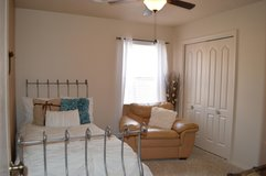 Pier One Wrought Iron Twin Bed w/ Mattress & Box Springs in Camp Pendleton, California