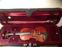 Vintage German made 4/4 Violin in Bolingbrook, Illinois