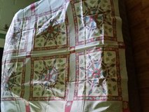 Printed quilt fabric in Fort Bragg, North Carolina