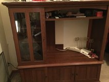 Large Television / Entertainment Cabinet in Fort Riley, Kansas