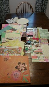Huge lot of scrapbooking supplies in Fort Carson, Colorado