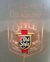 Old Style Beer Sign - Chicagoland in Orland Park, Illinois