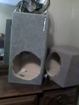 sub woofers ( one in back is sold) in Perry, Georgia