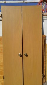 "Solid core 36""x75"" utility closet doors in Alamogordo, New Mexico"