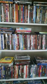 hundreds of dvds in Leesville, Louisiana