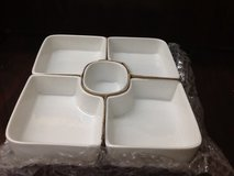 B Smith 5 Piece Server On Tray By Bed Bath & Beyond in Kingwood, Texas