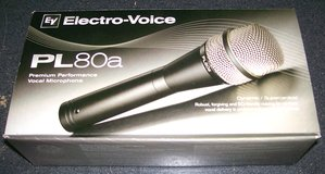 Electro-Voice PL80a Premium Vocal Microphone in Yucca Valley, California