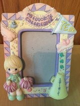 Precious Moments Cheerleader Photo Picture Frame in Aurora, Illinois