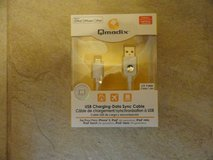 Qmadix-USB Charging-Data Sync cable in Alamogordo, New Mexico