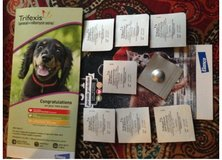 Trifexis 10-20 lbs flea,deworming,heartworm prevention in Baytown, Texas