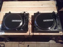 Mc Crypt DJ-Record players NEW in Ramstein, Germany