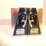 Star Wars box set VHS in Naperville, Illinois