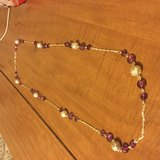 Beaded chain necklace in Bolingbrook, Illinois