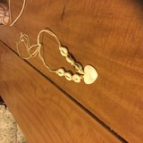 Hand made sea shell pendant necklace in Bolingbrook, Illinois