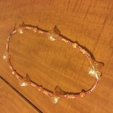 Hand made beaded necklace in Bolingbrook, Illinois