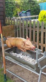 Barbecue,WHOLE PIGS, GRAB A BARGAIN in Lakenheath, UK