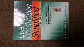 Lean Production Simplified (textbook) in Kingwood, Texas