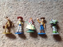 5 Toy Story Figures - NEW in Camp Lejeune, North Carolina