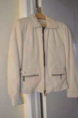 Never Worn 100% Leather Jacket (women's) in Pasadena, Texas
