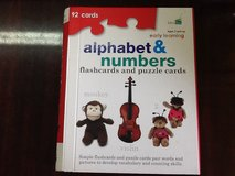 Spice Box Early Learning Alphabet & Numbers in Spring, Texas
