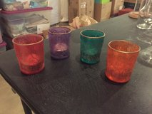 Reduced: Set of 4 Tealight/Votive Holders in Plainfield, Illinois