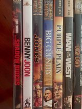 Various DVD's in Bolingbrook, Illinois