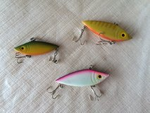FISHING LURES RATTLE #5 in Chicago, Illinois
