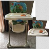 Fisher Price Jungle High Chair in Chicago, Illinois