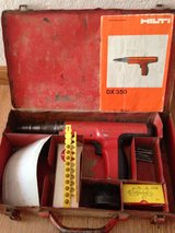 Hilti DX350 Nailer in Glendale Heights, Illinois