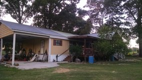 For sale 3 bedroom  2 bath w / 14 acres of land in Fort Polk, Louisiana